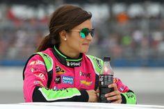 Danica Patrick Photos - NASCAR Sprint Cup Series CampingWorld.com 500 - Zimbio