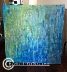 DIY Painting - A Bit of a How-To