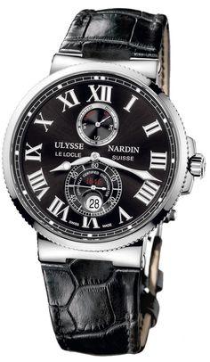 263-67-42, 2636742, 263-67 Наручные часы Ulysse Nardin Maxi Marine  Chronometer 43mm, оригинальные часы Ulysse Nardin 8218bf72b20