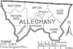 Alleghany County, North Carolina - Wikipedia, the free encyclopedia