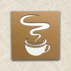 Guarda questo articolo nel mio negozio Etsy https://www.etsy.com/it/listing/518496980/caffe-insegna-cartone-collage-caffe