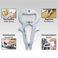 Happy Hero Pocket Tool + S-Binner