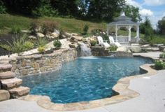 Gallery - Inground Swimming Pools