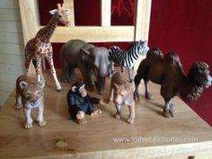 African Animals Yoga » Kids Yoga Stories