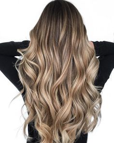 Sophisticated Ash Blonde Balayage For Long Hair