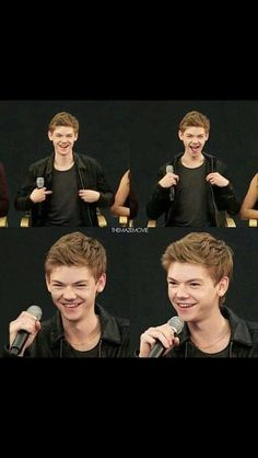 Thomas Brodie Sangster, the cutest man alive