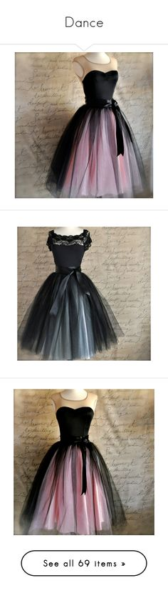 """Dance"" by jualves-1611 ❤ liked on Polyvore featuring dresses, ballet, vestidos, dance, lullabies, costumes, ballerina costume, ballet costumes, ballet halloween costumes and ballerina halloween costume"