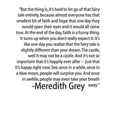 93 Best Meredith Grey Quotes Images In 2019 Grey Anatomy