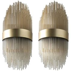Pair of Italian 1960s Wall Lamps | 1stdibs.com