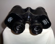 2 X Pairs Vintage Binoculars The Tourist Achromatic One Other