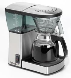 From Quora (http://www.quora.com/Whats-the-best-drip-coffee-machine-for-home-use): Many automatic coffee makers are deficient because of their inability to more tightly control certain brewing parameters. One automatic brewer that does a decent job of controlling several factors, yet does not cost an arm and a leg, is the Bonavita Coffee Brewer (http://prima-coffee.com/brewer/b...). It heats the water up to 200 deg F (195-205 is optimal, and most auto pots brew at much less than that) and…