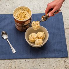 Turn your own handle on the lathe then add this hardware kit to create your own custom ice cream scoop.