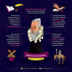 """""""Até a morte, tudo é vida""""  #rabisco #draw #dibujo #sketch #ilustração #design #diseño #Salvador #Bahia #brasil #illustration #Howfs #literatura #cervantes #grandesescribas #writer #literature #escritor #infografia #infográfico #infographic #cultura #livro #libro #book"""