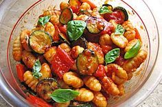 Gnocchi - Salat - My list of the most healthy food recipes
