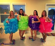 The Loofahs - Halloween Costume Contest via @costume_works