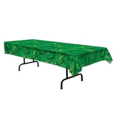 Palm Leaf Table Cover - $5