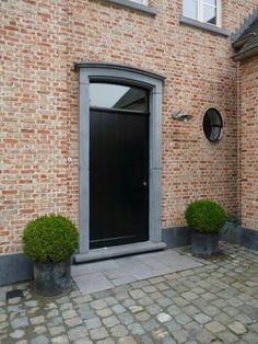 Idee n voor het huis on pinterest interieur villas and ramen - Deco buitenkant idee ...