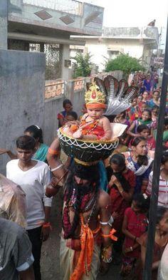 Shri Krishna Janm divas ki hardik Subhkamnayen. #JaiShriKrishna