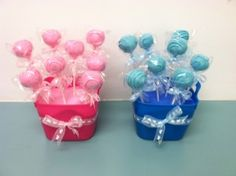 Simple Baby Shower Cake Pops  Pop Recipes