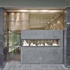 jewelry shop design idea