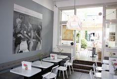 Ontbijt, lunch, hightea en diner bij Sid en Liv in Nijmegen