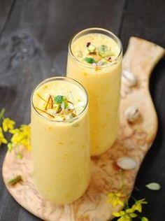 Restaurant Style Mango Lassi Recipe — Dishmaps