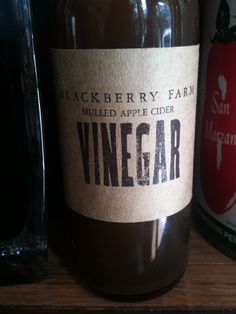 Vinegar love