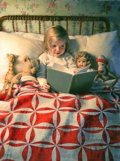 Story Time by Kathy Lawrence