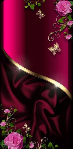 Garnet Satin wallpaper by NikkiFrohloff - 3e - Free on ZEDGE™