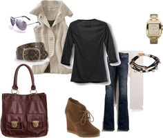 """Tuesday Afternoon"" by sugarfreevanilla on Polyvore"