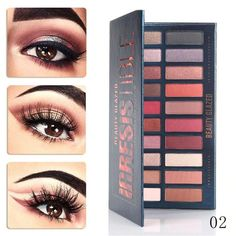Beauty Glazed Charming Eyeshadow Palette Long Lasting 63 Color Gorgeous Me Shimmer Matte Eye Shadow Makeup Pallete Kit Durable Modeling Back To Search Resultsbeauty & Health