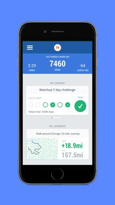 With our new iOS app you can now monitor your challenges anywhere! Stay fit with your friends and challenge yourself to a healthier lifestyle. Download the app now!