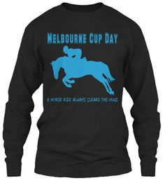 Melbourne Cup Dresses (Tee) Black T-Shirt Front Melbourne Cup Dresses, Veteran T Shirts, Purple T Shirts, Yoga Fashion, Graphic Sweatshirt, Tees, Sweatshirts, Mens Tops, Black