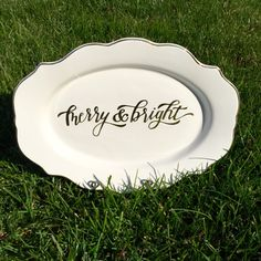 Beautiful & Elegant serving platter for your Holiday parties & gatherings. $45.00 #merrychristmas #gatherings #holidayfood #homedecor #merryandbright #lkn #mooresville #shoplkn #shoplocal