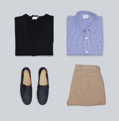 #Sunspelstyleedit: Your weekend wardrobe needn't be a complex matter with these straightforward styles.