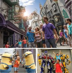 Universal 2-Day Park to Park + Extra Day Free - Save $40!