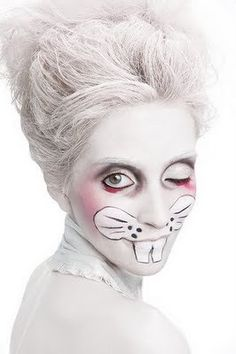 WHITE RABBIT 4 Halloween next year