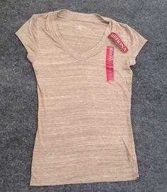 (3) Item Lot Merona Favorite Tee V-Neck T-Shirt Casual Top XS New & Used #Verona #BasicTee
