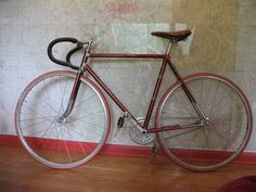 1975 Schwinn Paramount track bike by ddsiple, might be getting one just like it but yellow