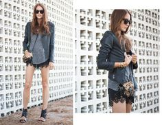 HOW TO STYLE YOUR FAVE LEATHER JACKET