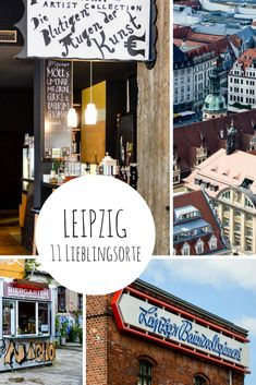 City trip Leipzig: The best tips & addresses Anemina Travels City Trip . - City trip Leipzig: The best tips & addresses Anemina Travels City Trip Leipzig: The Best Tips & Add - Europe Destinations, Holiday Destinations, Solo Travel Europe, Camping Europe, City Breaks Europe, Best Places In Europe, Road Trip Hacks, Travel Goals, Germany Travel