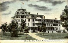 Hotel Bartlett Rutland, MA