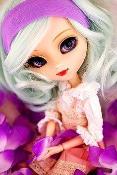 Anime Dolls, Blythe Dolls, Girl Dolls, Pretty Dolls, Beautiful Dolls, Kawaii Doll, Gothic Dolls, Valley Of The Dolls, Creepy Cute