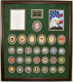 A great gift the Eagle Scout!