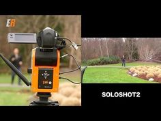 SOLOSHOT2 Hands on Review - Robotic Cameraman for Everyone - YouTube