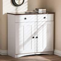 Shop Simple Living Pine Utility Kitchen Pantry - On Sale - Free Shipping Today - Overstock - 3303390