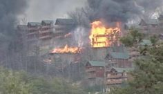 Pigeon Forge Fire Decimates Resort Town In Tennessee