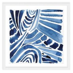 Check out this item at One Kings Lane! Jenny Pennywood, Indigo