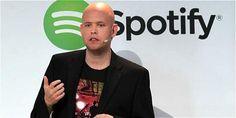 Daniel Ek, creador y presidente ejecutivo de Spotify.