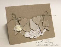 http://www.confessionsofastampingaddict.com stampin' up hearts a flutter